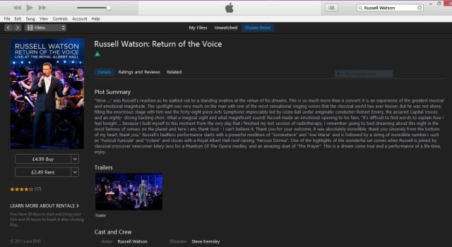 Capture _ Rturn of the Voice on iTunes