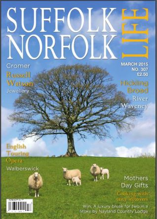 SuffolkNorfolkLife cover