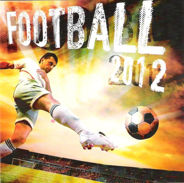 CD Cover Football 2012
