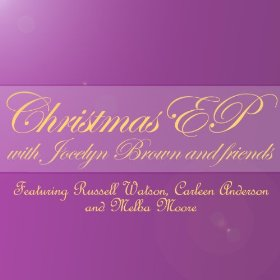 Jocelyn Brown's Christmas EP (2012)