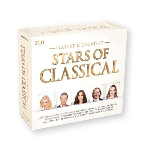 Latest and Greatest Stars Of Classical
