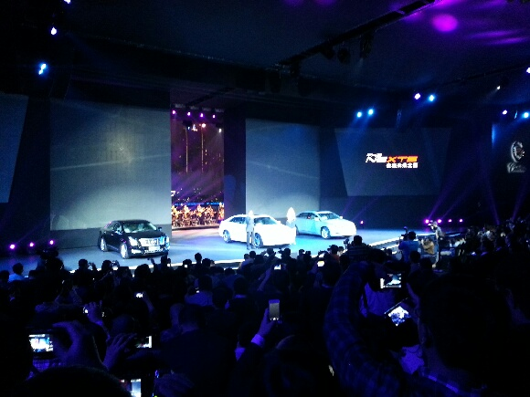 Cadillac Launch