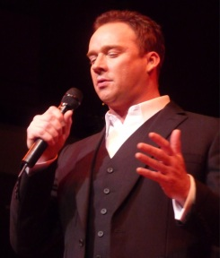 Russell at Bridgewater Hall : 17th May 20122