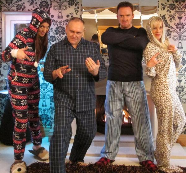 BAuPzISCEAENQGV Pyjama Day