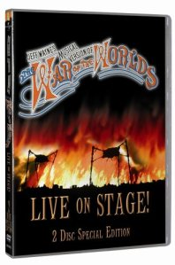 Jeff Wayne's Musical Version Of The War Of The Worlds 2 Disc SE