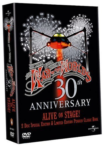 Jeff Wayne's War Of The Worlds Special 30th Anniversary Edition
