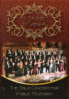 Salute To Vienna DVD