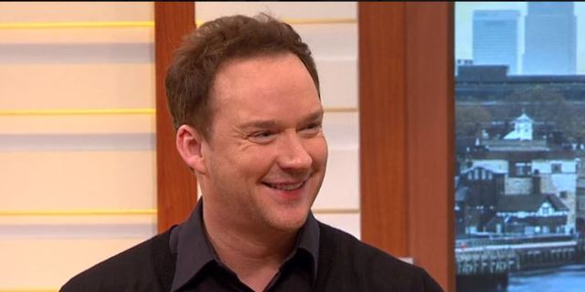 Russell on 'Good Morning Britain' ... 16 Fen 2018
